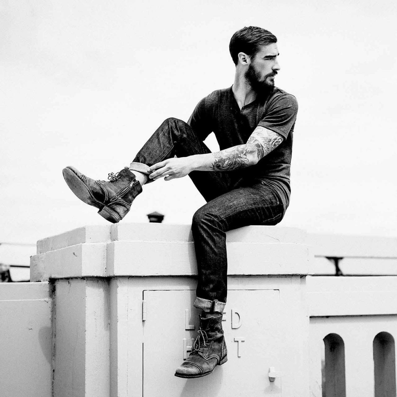 8 chiếc quần Jeans Hot nhất cho các men