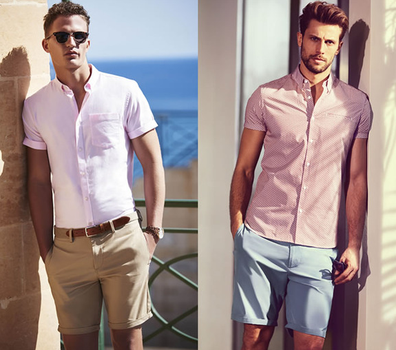 Các loại áo sơ mi nam được ưa thích nhất