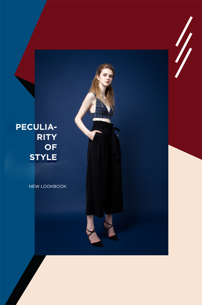 Ngọt ngào với BST 'Peculiarity of style' của Marc