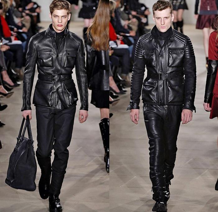 Những kiểu áo khoác da đẹp cho nam giới đầy cá tính