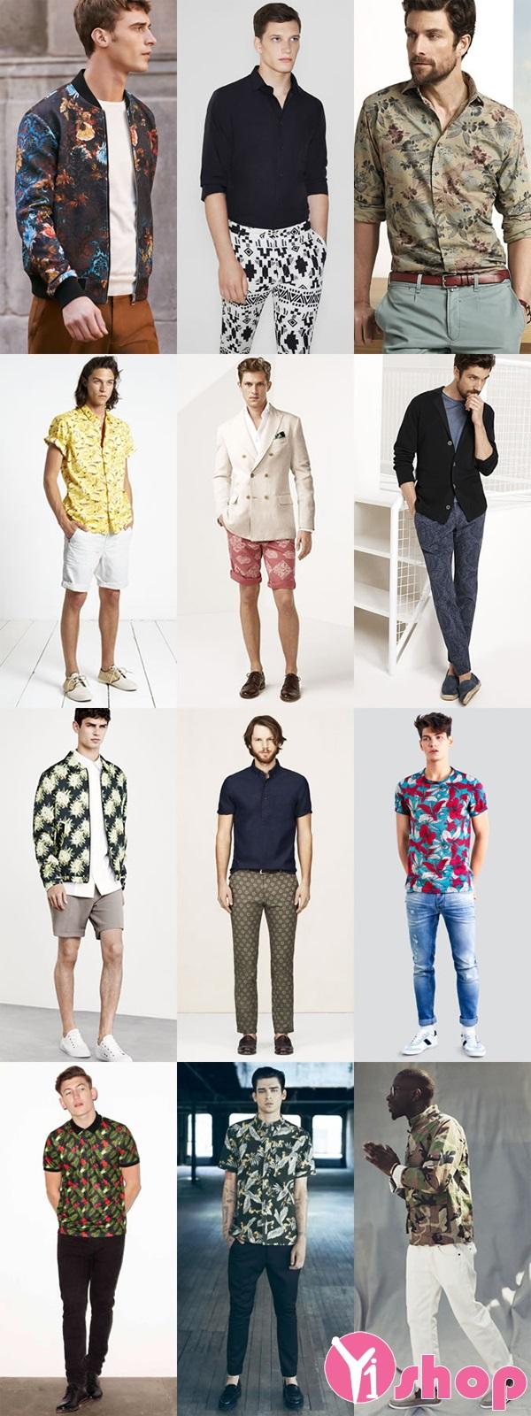 Những xu hướng thời trang nam cực hot