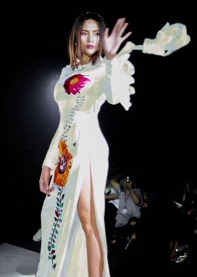 Khoảnh khắc ấn tượng tại Tuần thời trang Quốc tế Việt Nam