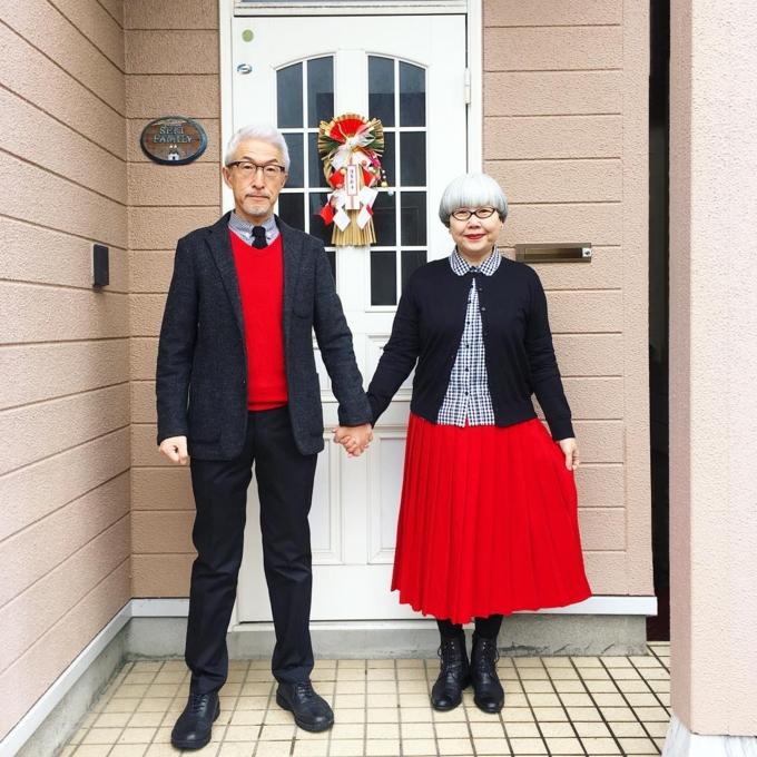 Giới trẻ phải ngã mũ trước 10 cặp vợ chồng lớn tuổi này