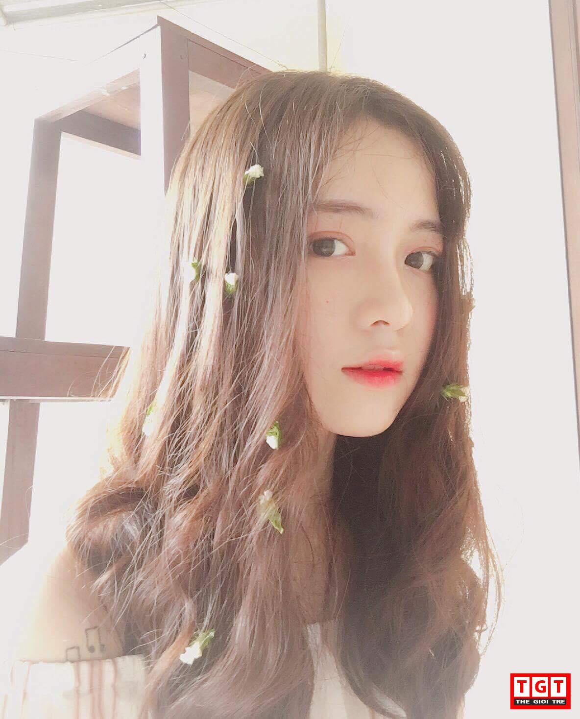 Cô nàng hotteen 2k xinh đẹp tựa thiên thần