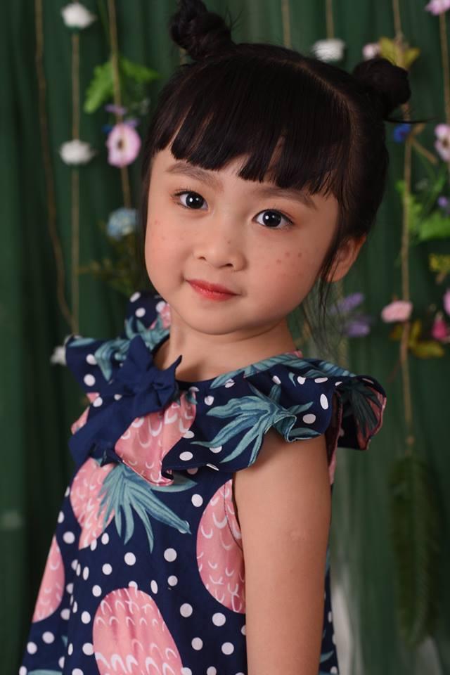 Dàn mẫu nhí chuyên nghiệp trong Tuần Lễ Thời Trang Trẻ Em