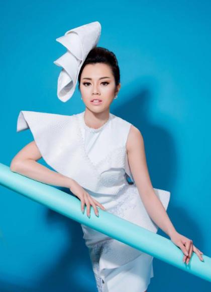 Hoa hậu Việt Nam Quốc tế tại Viet Fashion Week