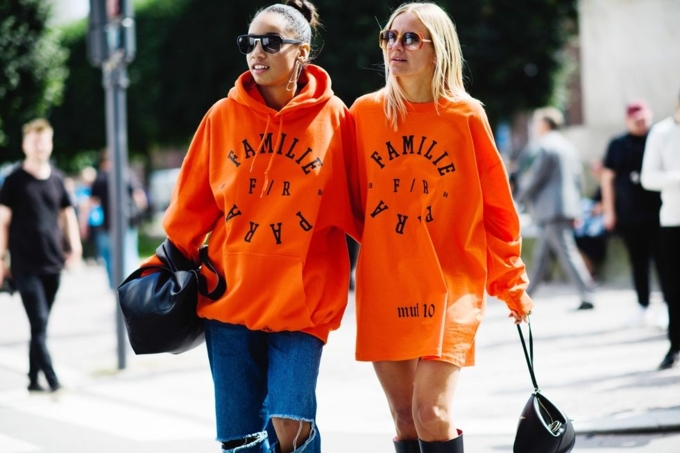 Sự thăng hoa của thời trang street style