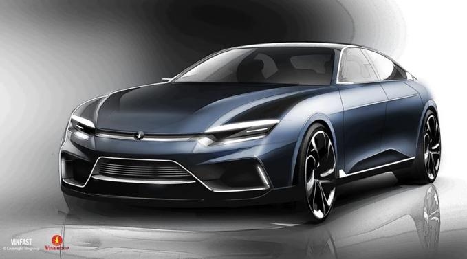 20 mẫu xe hơi thương hiệu Việt Nam vừa được VinFast công bố
