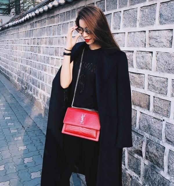 Phạm Hương, Phí Phương Anh, Hoàng Ku đồng loạt khoe street style