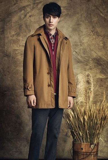 Áo khoác phao nam Hàn Quốc siêu nhẹ ấm áp không lạnh