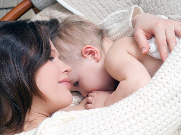 Có nên dùng thuốc tiêu sữa để cai sữa cho con ?