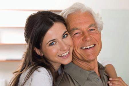 Liệu quá hạnh phúc khi lấy chồng hơn tuổi quá nhiều?