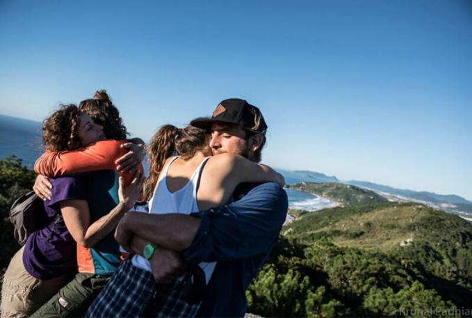 Nơi người trẻ thế giới tìm về với giấc mơ thiên nhiên