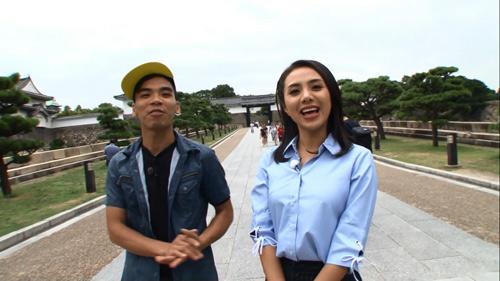 Cát Tường làm người kết nối tại Nhật