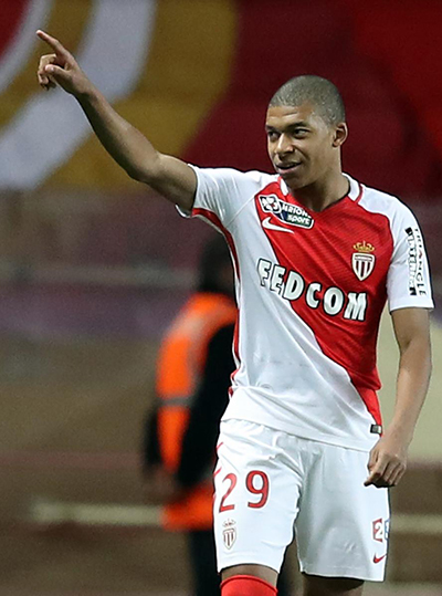 Gu mặc thanh lịch của Kylian Mbappe