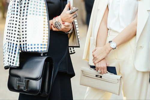 Những mẫu túi bán chạy của Hermès khiến chị em mê mệt