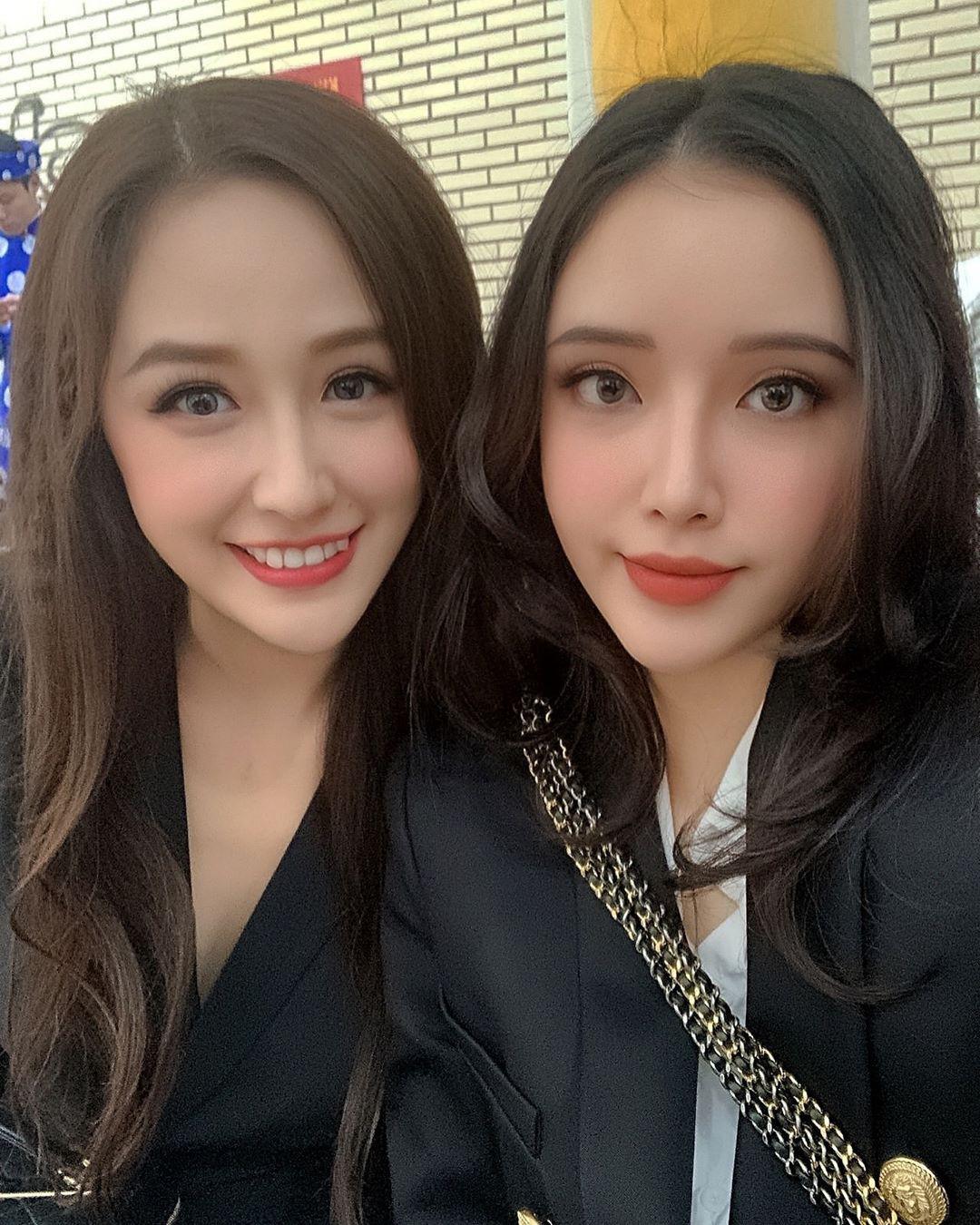 Em gái Mai Phương Thúy xinh đẹp, kinh doanh giỏi