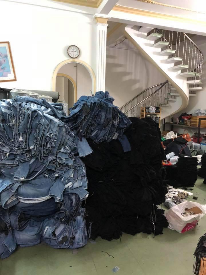 Lấy sỉ quần jean nam ở đâu giá rẻ uy tín tại TpHCM