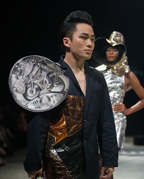 Thời trang cho nam giới quá ít ỏi tại VN