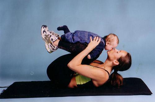 6 lý do giúp mẹ có ngay động lực để giảm cân sau sinh