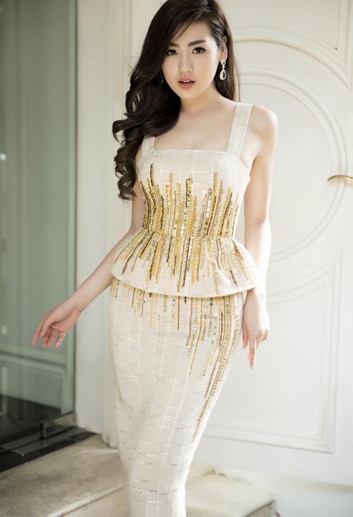 Tú Anh gợi ý chọn váy đầm tôn dáng che khuyết điểm