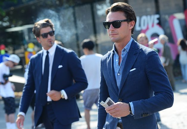 Những phong cách áo sơ mi nam mọi gã trai cần có