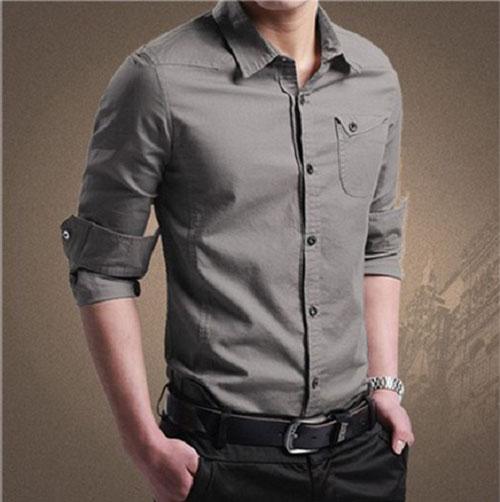 Cách chọn áo sơ mi nam đẹp cho năm mới tự tin