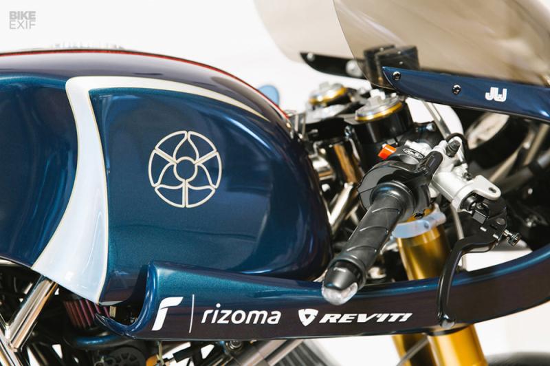 Ducati Monster 1100 bản độ đầy phong cách American