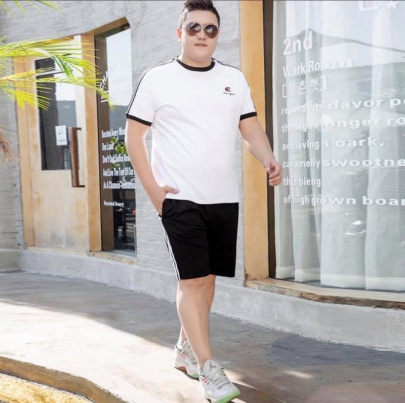 Mẹo chọn quần short cho chàng béo tự tin