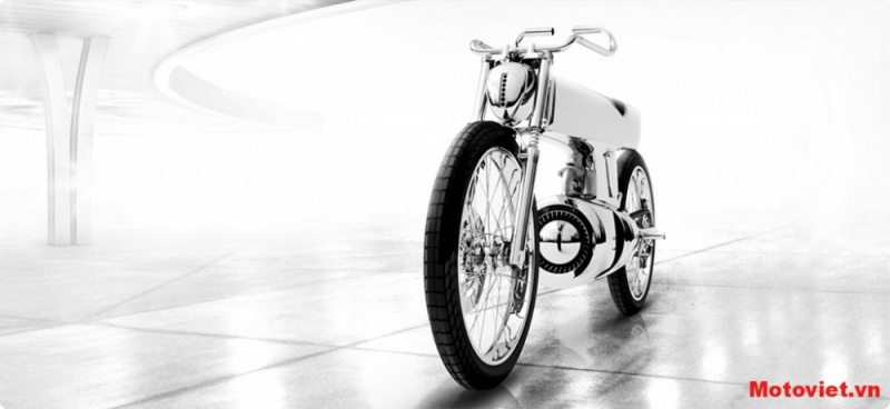 Độ moto trên đất Việt thu hút giới báo chí thế giới