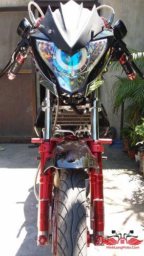 Hình ảnh hơn 10 mẫu Raider độ phong cách từ biker Việt