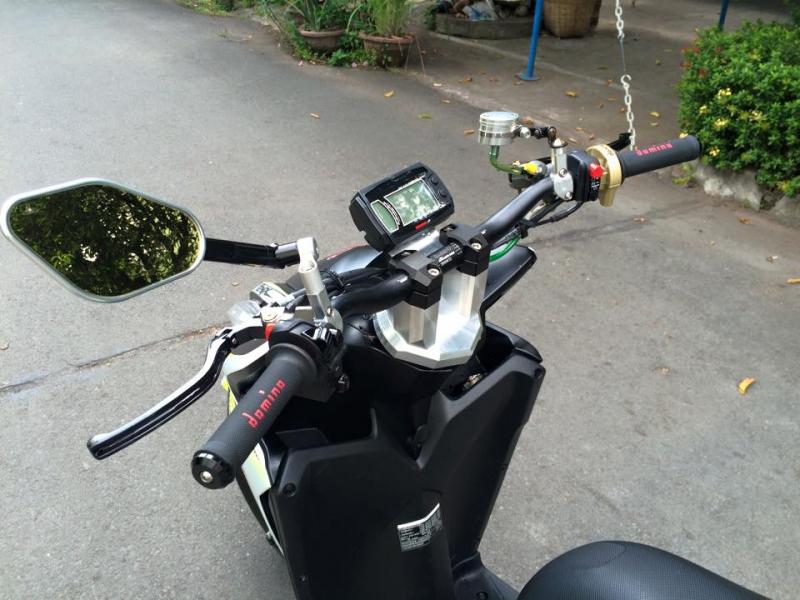 Honda Click phiên bản đặc biệt cá tính