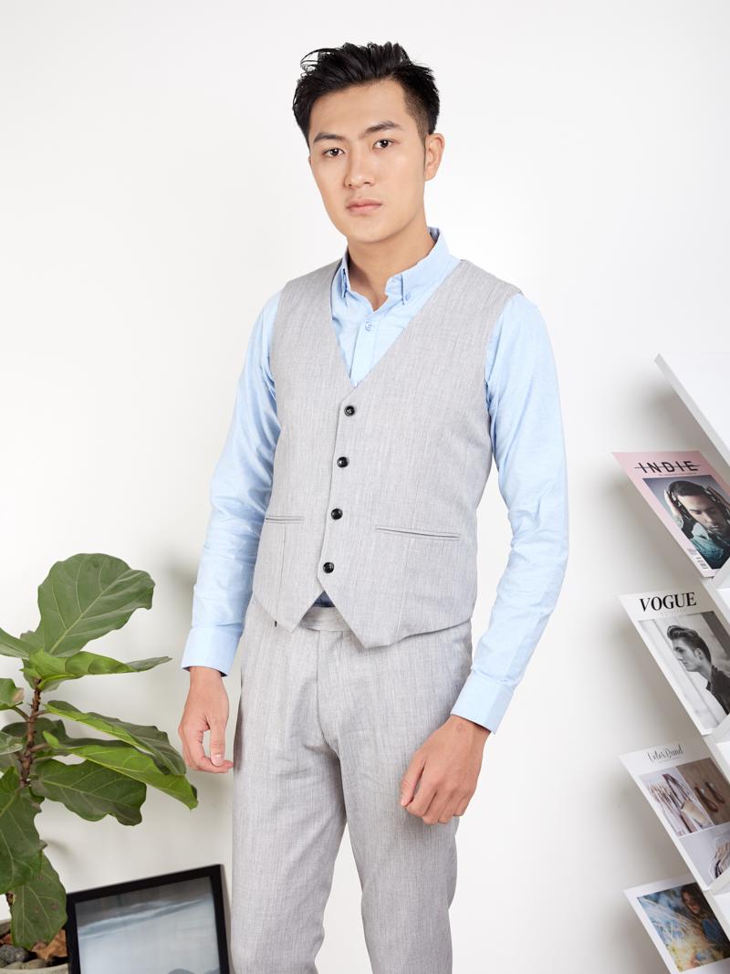 Mách bạn một số lưu ý khi chọn mặc áo Ghi lê hợp thời trang nhất
