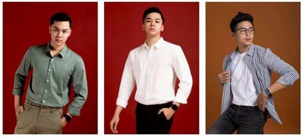 Những tiêu chí khi chọn mua áo sơ mi nam trung niên