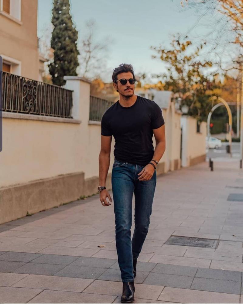 6 cách phối đồ chất cực chất cho chàng trai theo đuổi style độc đáo