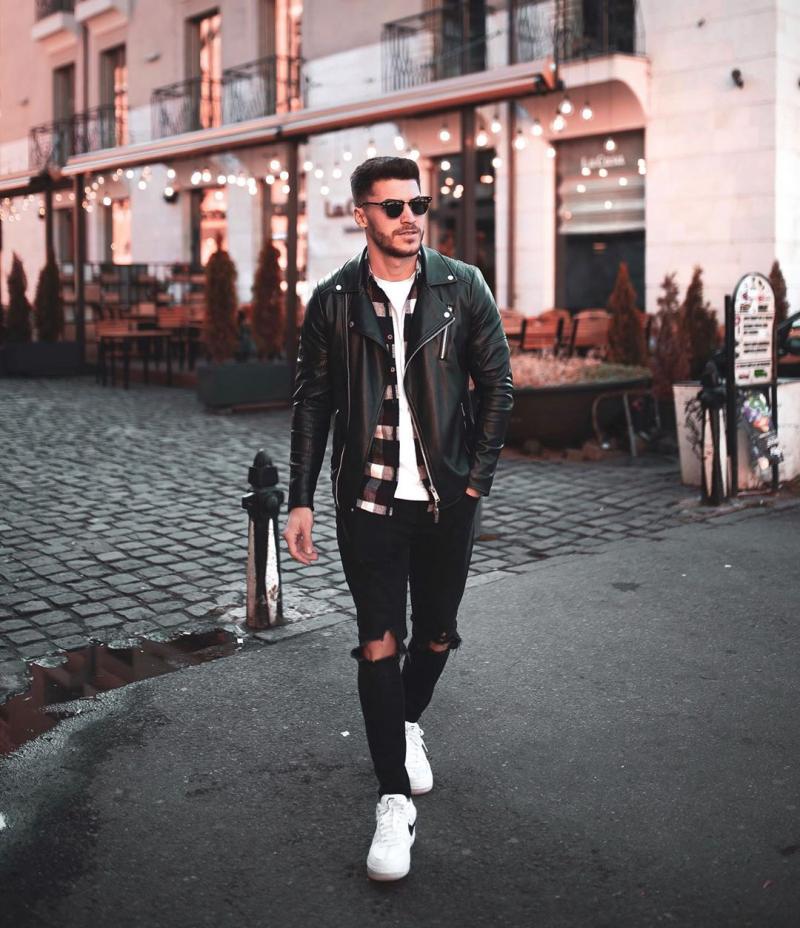 Đậm chất streetwear với 5 cách phối đồ đơn giản mà cá tính