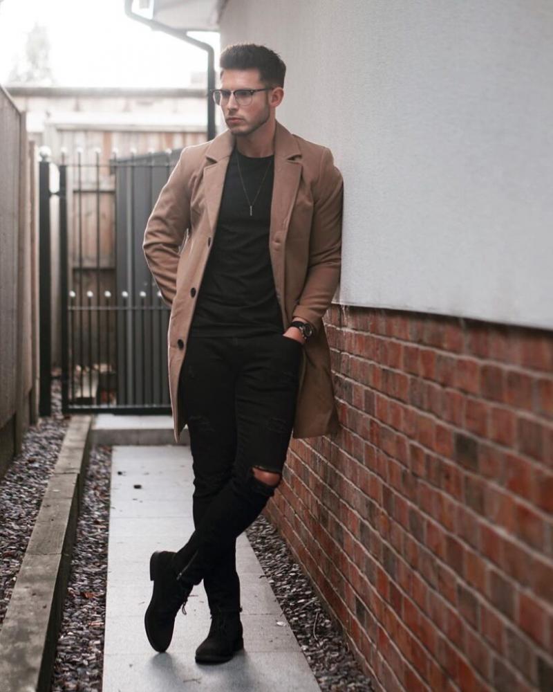Những kiểu jacket giúp vẻ ngoài thêm phong độ mạnh mẽ