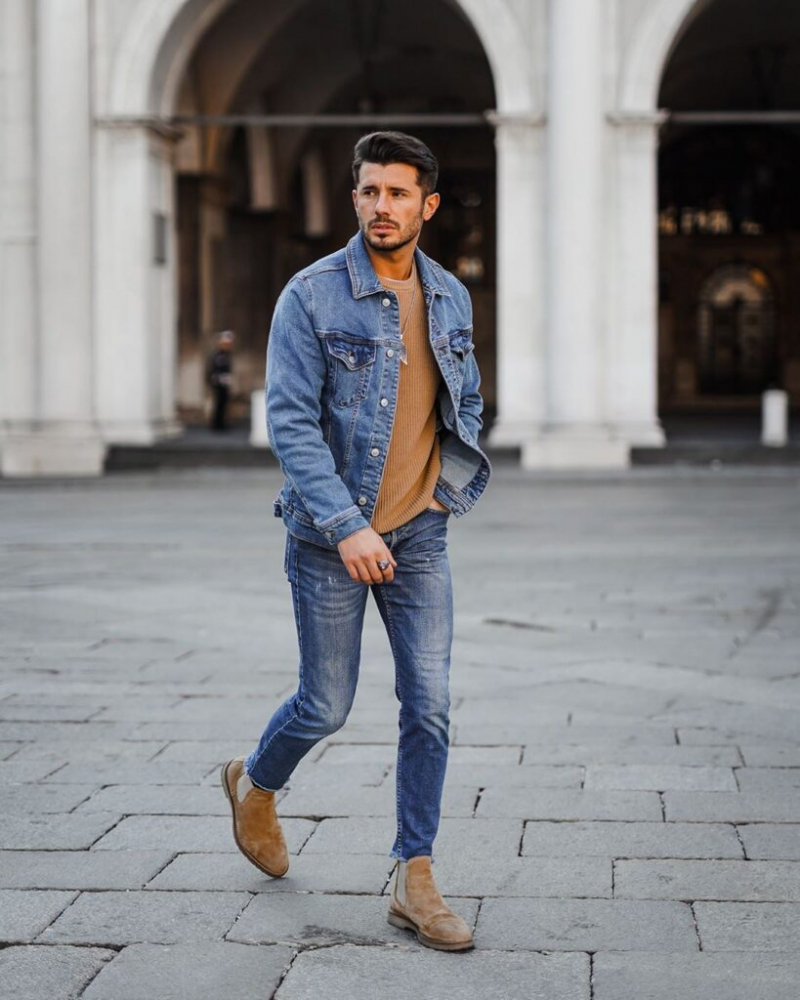 Sự đa-zi-năng của denim jacket và 5 cách phối đồ tự tin