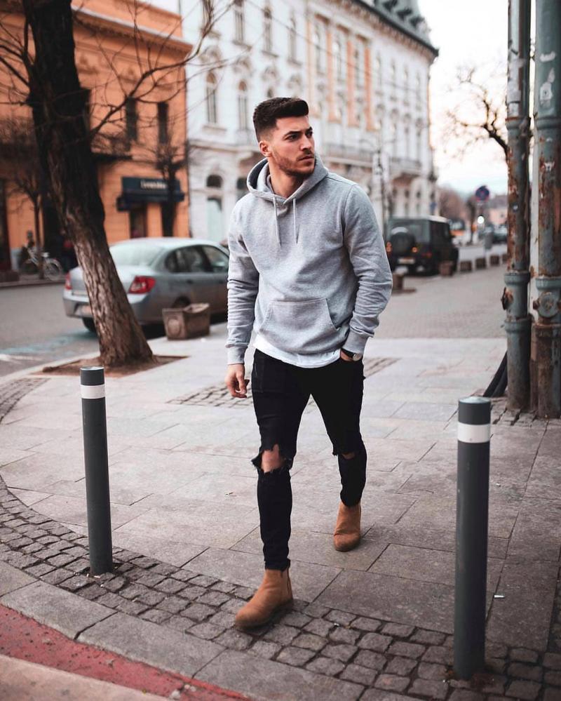 5 cách phối đồ nam đơn giản nhưng vô cùng nam tính tự tin