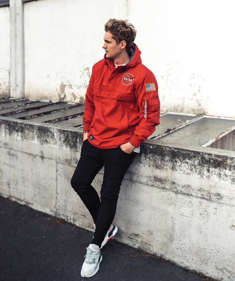 9 Cách phối đồ nam đậm chất streetwear cho chàng ưa năng động