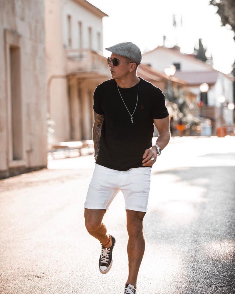 Học fashion blogger Stefán John Turner 10 cách phối đồ nam tính