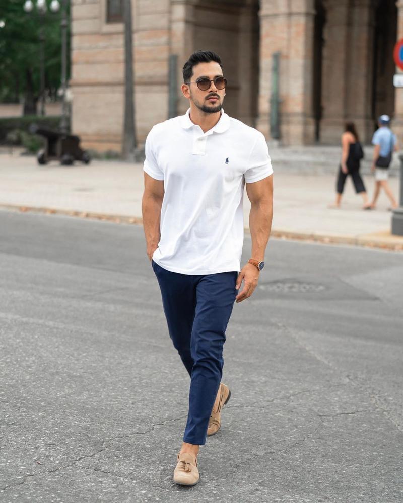 8 Cách phối đồ đẹp giúp nam giới phong cách hơn trong ngày hẹn đầu tiên