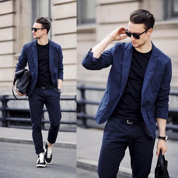 """Cách phối màu áo vest nam: Đẹp như """"Kingsman"""" tự tin"""
