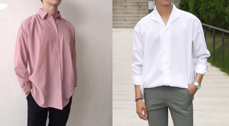 Top 10 Cách phối đồ với áo sơ mi nam đẹp phong cách