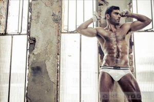 Underwear cho các anh chàng yêu thể thao từ Revista Junior
