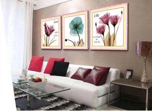 Những mẫu tranh hoa thêu chữ thập đẹp cho mùa hè