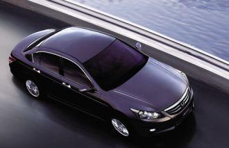Honda Việt Nam phân phối Accord 2.4