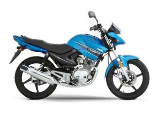 Xe côn tay Yamaha YBR 125 ESD 2014