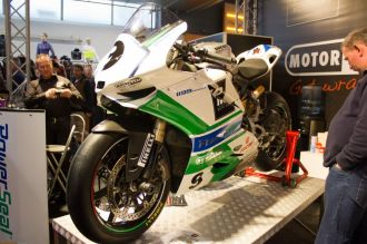Chi tiết Ducati 1199 Panigale Power Seal Racing Team