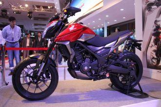 CX-01 Concept có thể là mẫu xe 160 phân khối mới của Honda